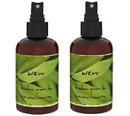 WEN by Chaz Dean Bamboo Green Tea Treatment Mist Duo - A263924
