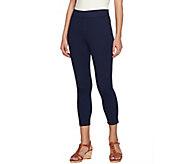 Liz Claiborne New York Crop Length Leggings - A264124