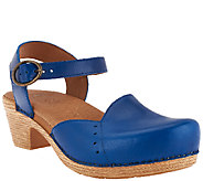 Dansko Closed-toe Sandals with Adj. Ankle - Maisie - A265924