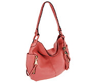 As Is Aimee Kestenberg Pebble Leather Dana Hobo - A266624