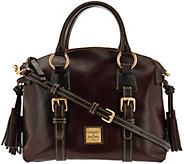 Dooney & Bourke Toledo Leather Domed Satchel - A272224