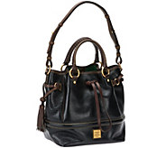 As Is Dooney & Bourke Toledo Leather Buckley Bag - A276224