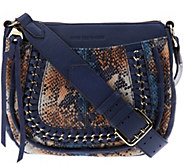Aimee Kestenberg Pebble Leather Crossbody- Genny - A279324