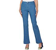 C. Wonder Regular Denim Boot Cut Fly Front Jeans - A286424
