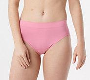 Breezies Seamless Hi-Cut Panties Set of 3 - A301424