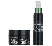Clarks Botanicals Age Defying Neck Cream & Youth Serum - A309124