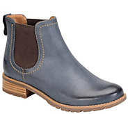 Sofft Leather Pull-on Ankle Boots - Selby - A355524