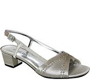 David Tate Dress Sandals - Wish - A360424