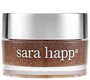 Sara Happ The Lip Scrub - Brown Sugar, 0.5 oz - A360824