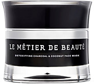Le Metier Detoxifying Charcoal & Coconut Face Mask - A362224