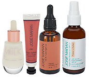 Josie Maran Age Beautifully Argan Hydration 4pc Skincare Kit - A256725