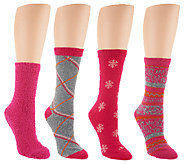 Passione Set of 4 Sock Sampler - A258725