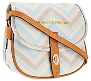 Dooney & Bourke Multi Chevron Field Bag - A263625