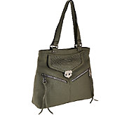 Aimee Kestenberg Pebble Leather Shopper - Byron - A269125