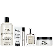 philosophy best of fresh cream 5pc collection Auto-Delivery - A273325