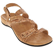 Vionic Sandals with Backstrap - Paros - A275725