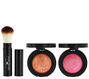Laura Geller Back From the Vault Blush Duo with Brush - A285525