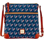 Dooney & Bourke NFL Texans Crossbody - A285725