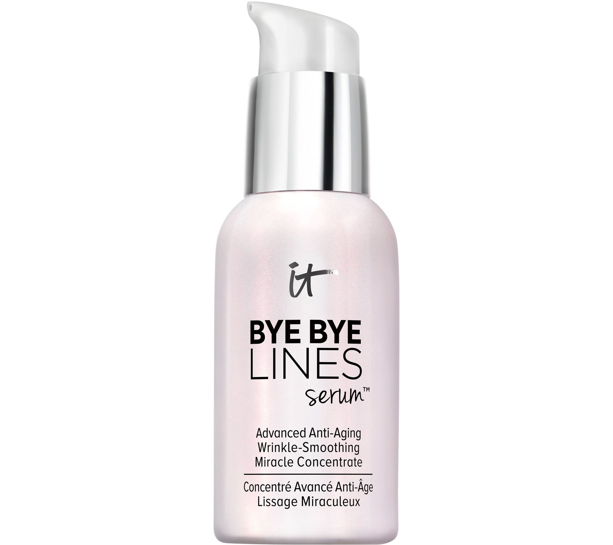 New customer qvc promo code - It Cosmetics Bye Bye Lines Advanced Anti Aging Smoothing Serum A286625