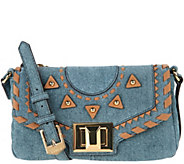 Aimee Kestenberg Pebble Leather Crossbody- Rio - A289325