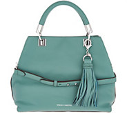 Vince Camuto Leather Satchel - Elva - A304525