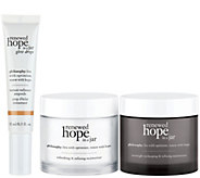 philosophy hope for the holidays 3pc collection Auto-Delivery - A305825
