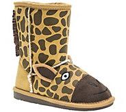 MUK LUKS Kids Gabby Giraffe Boots - A337425
