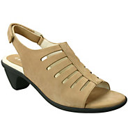 David Tate Leather Sandals - Lexus - A339625