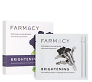 Farmacy Brightening Hydrating Coconut Gel Mask - A340125