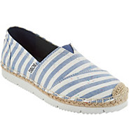 As Is Skechers BOBS Espadrille Slip -On Shoes- Flexpadrille2 - A342425