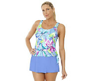 Ocean Dream Signature Drawn to You Faux Skirtini - A233026