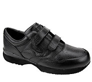Propet Mens Leisure Walker Strap Casual Walking Shoes - A247726