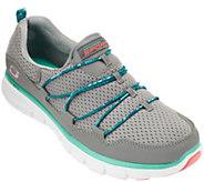 Skechers Bungee Slip-on Sneakers w/ Memory Foam - Good Stuff - A261026
