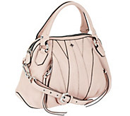 orYANY Trina Italian Leather Satchel - A261526