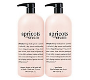 philosophy super-size cream favorites gel & lotionduo Auto-Delivery - A267026