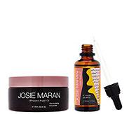 Josie Maran Whipped Argan Oil Body Butter & Body Oil Set - A276326
