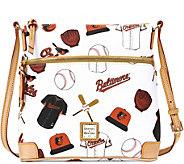 Dooney & Bourke MLB Orioles Crossbody - A280026