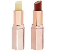 Josie Maran Beautifully Full Argan Lip Butter Duo - A281426