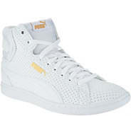 PUMA Hightop Sneakers - Vikky Mid Perforated - A294026