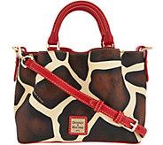 Dooney & Bourke Serengeti Mini Barlow Crossbody Handbag - A297426
