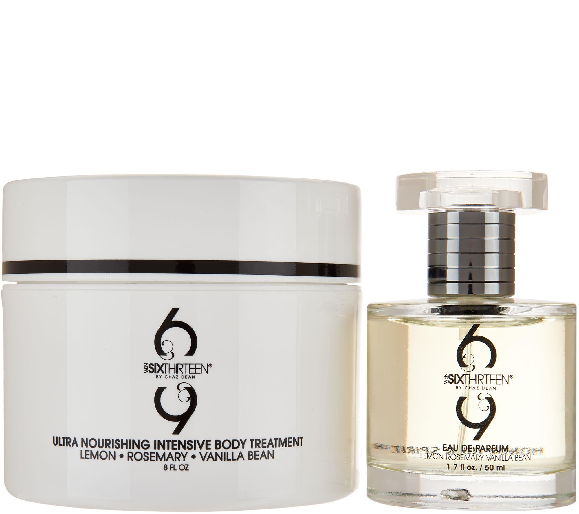 New customer qvc promo code - Wen By Chaz Dean 1 7 Oz Eau De Parfum With Body Treatment A298526