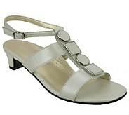 David Tate Angela Ornamented Sandals - A316326