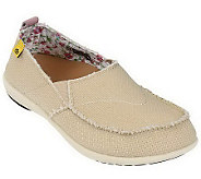 Spenco Siesta Orthotic Slip-on Shoes - A329026
