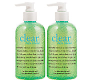 philosophy clear days ahead acne treatment cleanser duo - A332226