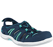Ryka Leather & Mesh Fisherman Sneakers - Hula - A255427