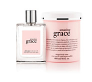 philosophy super-size grace edt spray & whipped body creme - A257727