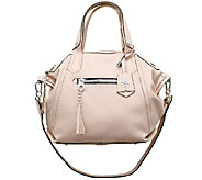 orYANY Sadie Italian Leather Satchel - A261527