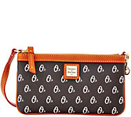 Dooney & Bourke MLB Orioles Large Slim Wristlet - A280127