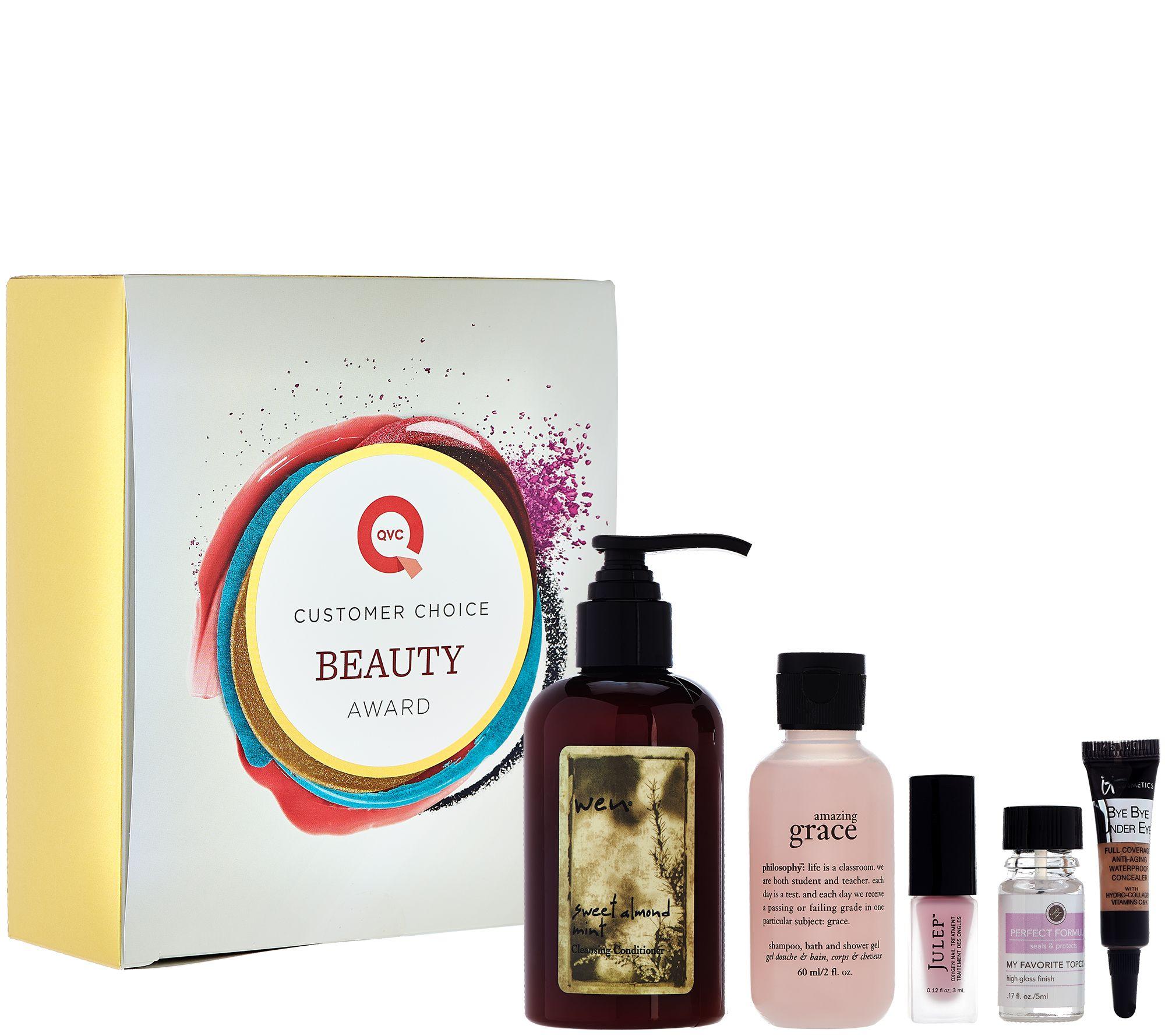 QVC Beauty Customer Choice Award Winner 5-pc Collection - Page 1 ...