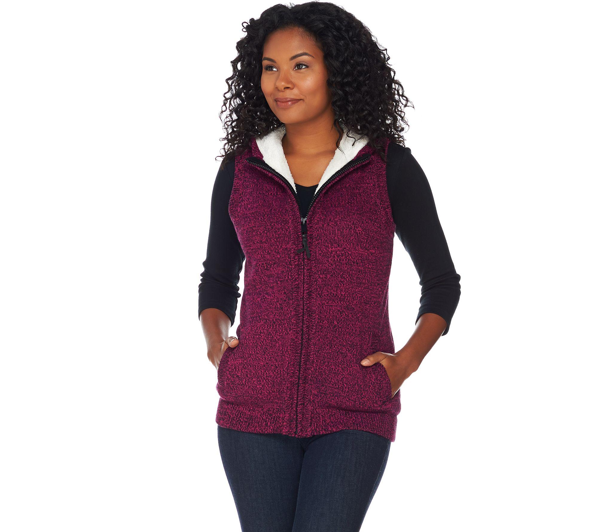 Denim &amp Co. — Sweaters &amp Cardigans — Fashion — QVC.com